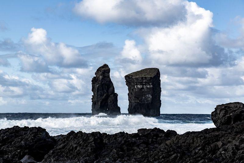 Azores Sea Rock