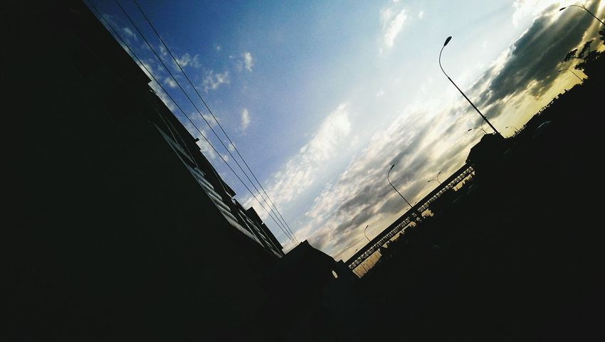 Buildings Kenya Daylight :-) Sky And Clouds