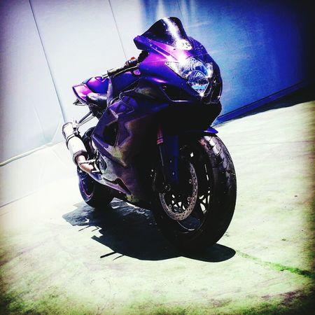 No People Outdoors GSXR1000 K6 Purple Dreams Purple Washing Superbike First Eyeem Photo