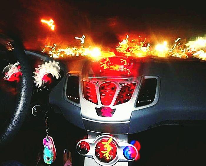 Electrified Fordfiesta