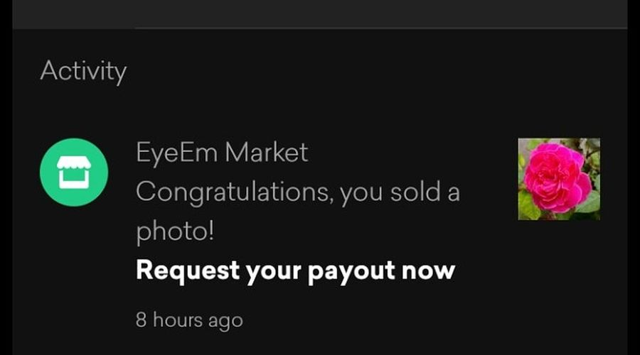 Sold my first