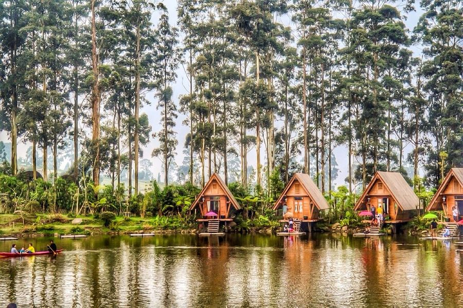 Tropical Village in the Bamboo Forest Tree Travel Architecture Water Outdoors Travel Destinations Nature Lake Sky No People Vacations Day Beauty In Nature Nautical Vessel Landscape Tiptoptraveller Scenery Trip Holiday Season  Backgrounds Nature Bamboo Forest Tropical Paradise Tropical EyeEmNewHere The Secret Spaces