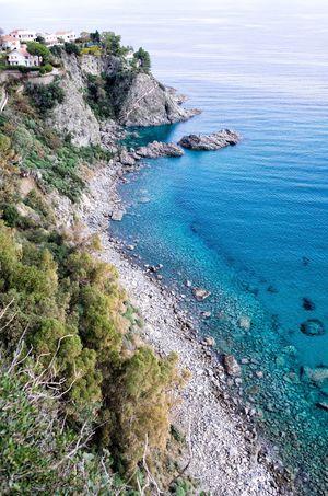 Caminia Calabria Beach Sea