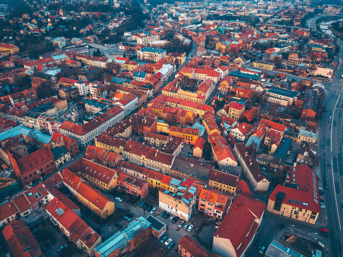 Kaunas old town roofs Aerial Shot City DJI Mavic Pro DJI X Eyeem Drone  Old Town Aerial Aerial View Architecture Backgrounds Building Building Exterior Built Structure City City Life Cityscape Crowd Crowded Day Drone Photography Full Frame High Angle View Kaunas Old Town Mavic Mavic Pro Nature Outdoors Residential District Roof Spring Sunset Transportation