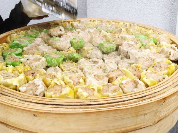Food And Drink Food No People Ready-to-eat Chinese Takeout Timsum ขนมจีบ