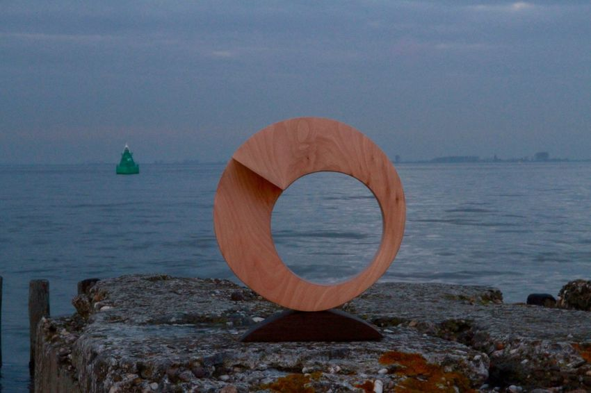 """Woodcarving """" The wave"""""""