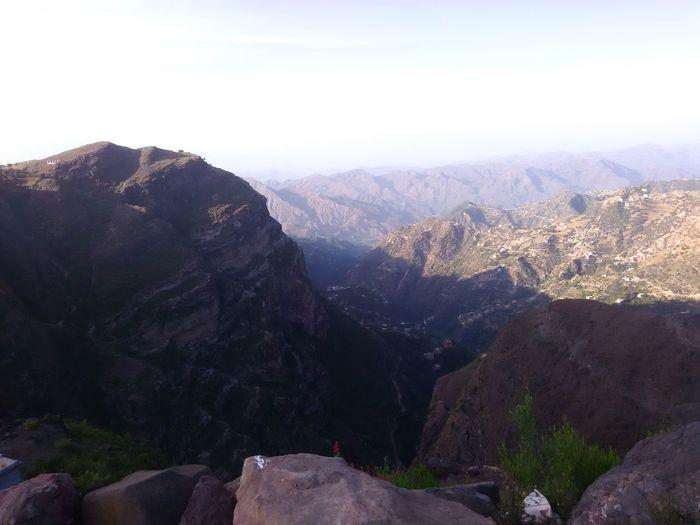 Mountain Mountain Range