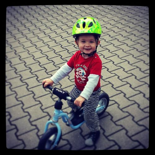 Tour De Paul - stolz wie Bolle Puky  Androidonly Androidnesia Samsung s4 kids picoftheday galaxy