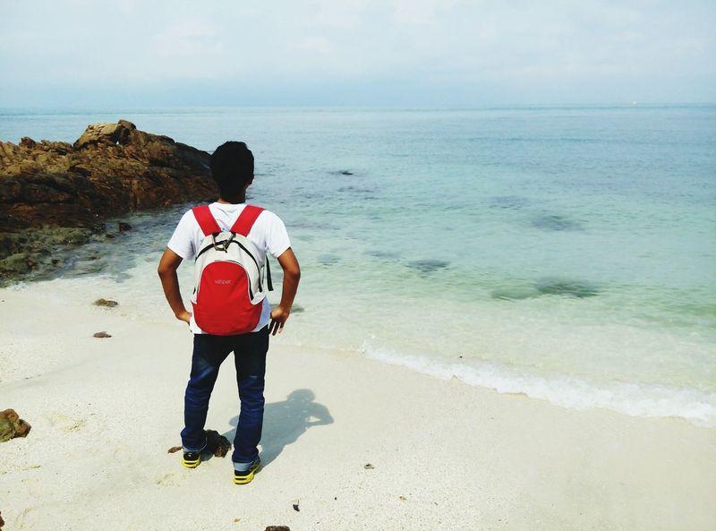 Short vacation.. 6.5.2015... TanjungTuan Port Dickson Malaysia. Travel EyeEm Nature Lover Challenging Friendship. ♡