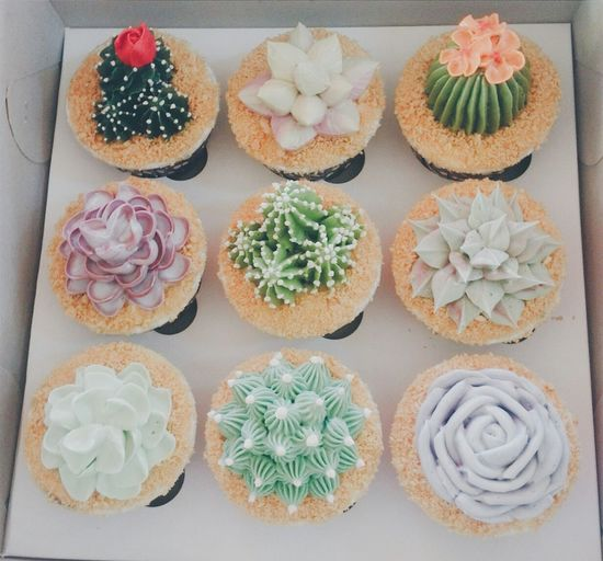 Cupcakes Eating Cupcakes Birthday Cake Sweet Moments Sweet