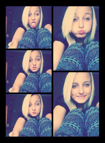 Me, Myself And I Boring Weekend  Photo Collage -XOXO!