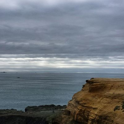 Otter Point yesterday! Oregoncoast Otterpoint Picoftheday Orc