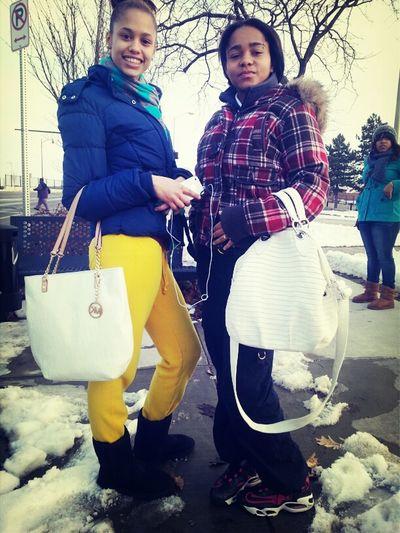 me&&my sis