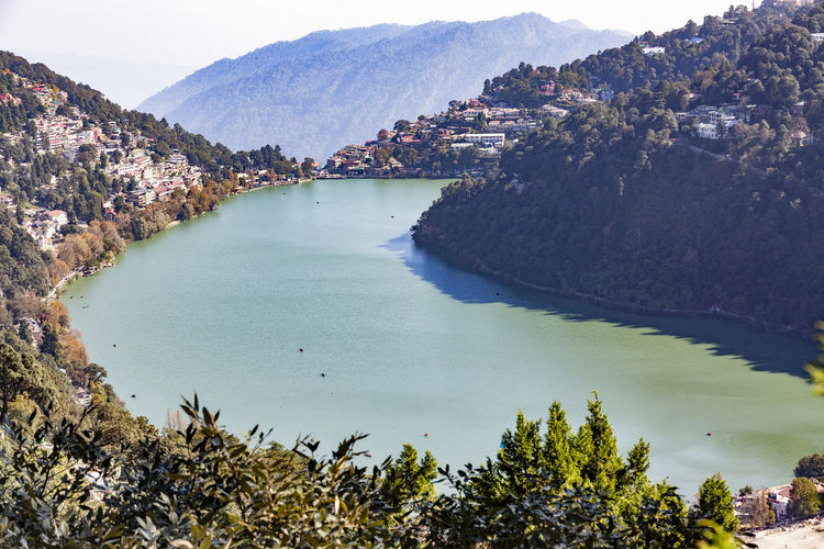 Hill station of nainital shot during my trip to india in 2018