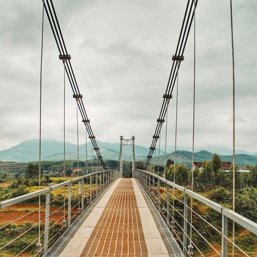 Travel Photography Bridge Bridge View Bridge - Man Made Structure Nature Vietnam Hills Phongnha Traveling