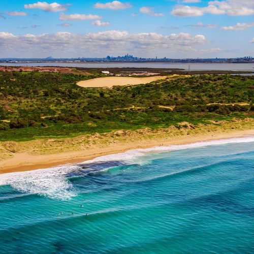 Cronulla Sand Dunes Available as Fine Art Print on www.kess.gallery The Cronulla Sand Dunes are part of the Wanda Beach Costal Landscape. This used to be a much larger system of Sand Dunes, which has been eroded and mined away over the years. #kessgallery #alexkess #cronulla #thesire #coffeeatthebeach #printsforsale #prints #sydney #ilovesydney #sutherlandshire #drone #drones #droneoftheday #droneporn #droneglobe #fromwhereidrone #dronesdaily #dronegear #dronesetc #dronelife #dronesaregood #aerialphotography #dronestagram #dronesarefun #dronepics #dronephoto Water Sea Scenics - Nature Sky Cloud - Sky Land Nature Beauty In Nature No People Day Blue Environment Beach Tranquility Landscape Tranquil Scene Outdoors Idyllic Waterfront Swimming Pool