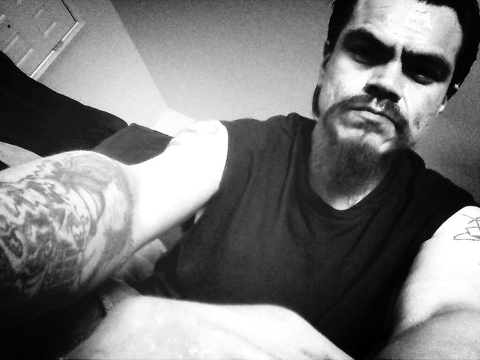 """™""""just Me'enjoying Life~murdered Out In'Black~n~White"""
