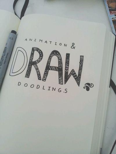 Draw Art Doodle Artstuff