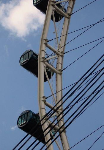 Sky Wheel Pods