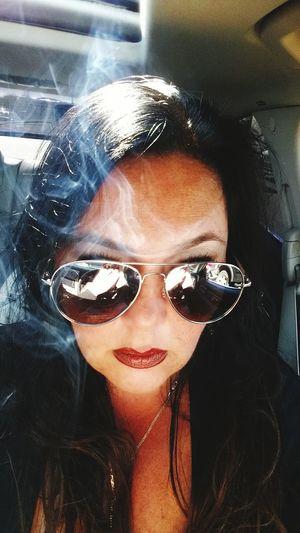 Coffee And Cigarettes Sunglasses Selfie Gettingshitdone