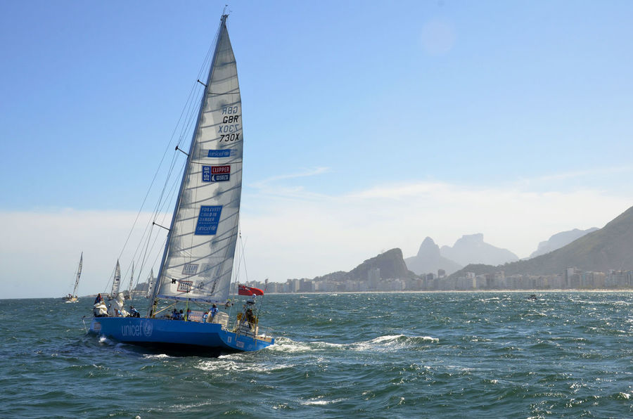Alexandre Macieira Barco Boat Brasil Brazil Journey Mode Of Transport Mountain Nature Nautical Vessel Ocean Pedra Da Gávea Regata Regatta Rio Rio De Janeiro Rippled Sailboat Sailing Sea Ship Ships Tourism Transportation Travel Destinations
