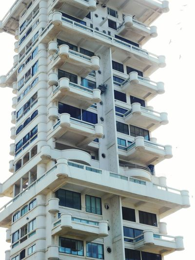 Unique Architecture Mumbai Beach Life Bandra High Angle View Angle Of The Shot Deep Blue Sea Carving Art Calmness Peace And Quiet Happytime Withfrnds Happyface 😂😂😂 Biee
