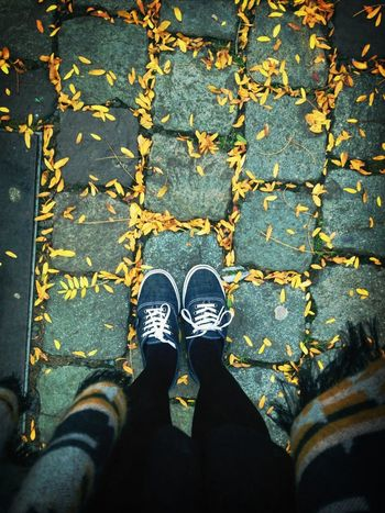 With my favourite shoes: Vans! Shoes Hello World Love Fashionable