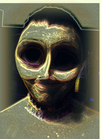 Skully Jack Darkart_me Social Static Strange