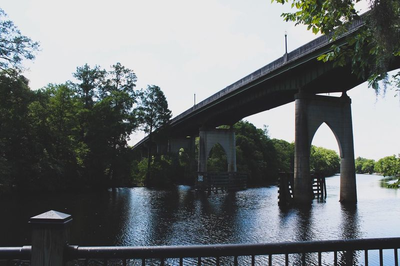 Conway RiverWalk South Carolina Nature Landscape City Architecture Bridge Conway Check This Out River Riverwalk