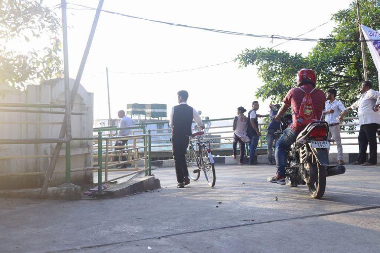 Bicycle- Street