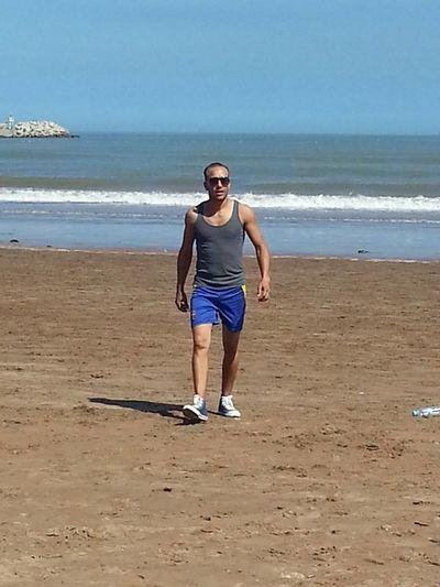 ElJadida Beach. Morocco.