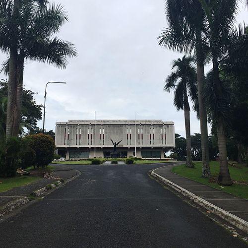 UPLB Main Library Pegaraw