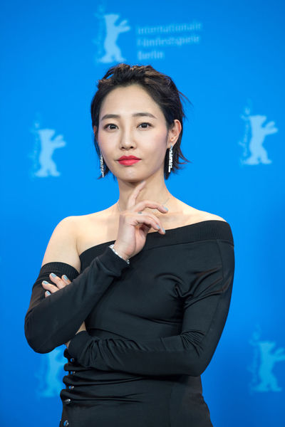 Berlin, Germany - February 18, 2018: Chinese actress Bai Baihe attends the 'Monster Hunt 2' premiere during the 68th Berlinale International Film Beautiful Event Fame Famous Photocall Portrait Of A Woman Woman Actress Arts Culture And Entertainment Bai Baihe Beautiful Woman Berlinale Berlinale 2018 Berlinale2018 Chinese Entertainment One Person Photo Call Popular Portrait Posing Posing For The Camera Red Carpet