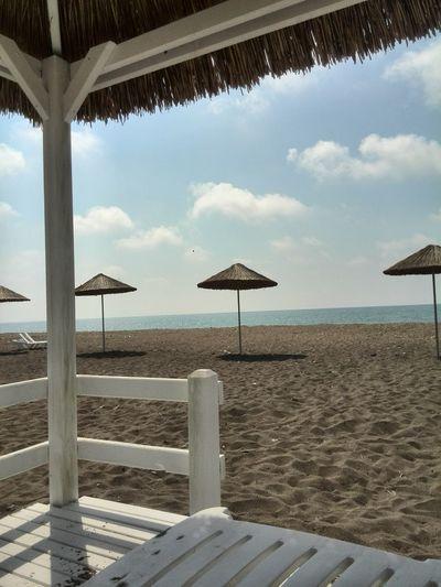 Sea Antalya Beach Tourist Resort Water Night Love♥ HuaweiP9 Shadow White Summer ☀ Turkey Huaweiphotography Blue Sky