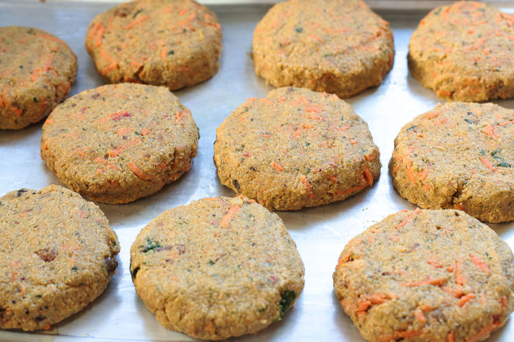 Burgers Close-up Day Dessert Food Food And Drink Freshness Indoors  No People Ready-to-eat Sweet Food Vegan