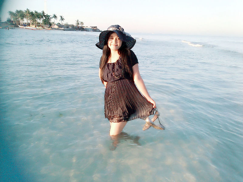 Life Is A Beach Enjoying Life