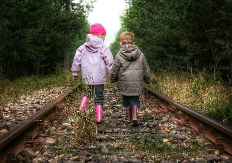 My Point Of View EyeEm Best Shots Children Rails Poland Hdr Edit