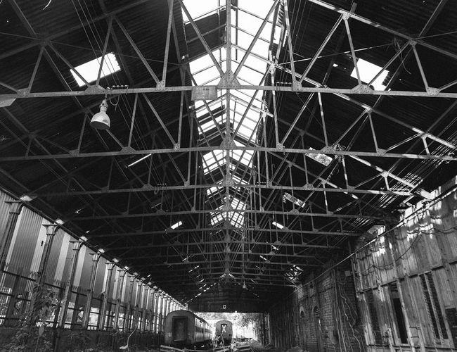 Architecture Symmetrical Blackandwhite Bnw