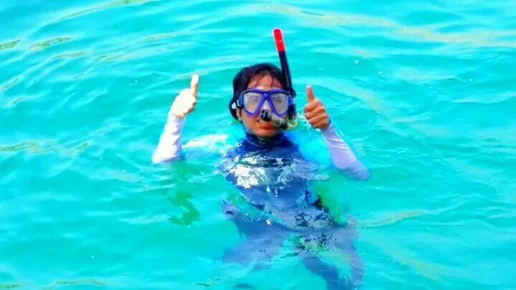 Snorkeling Oman Khasab Dhowcruise