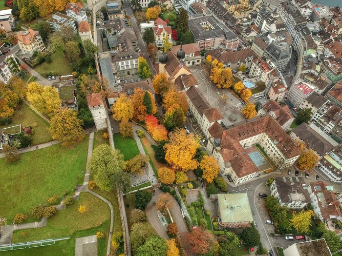 Museggmauer - Lucerne, Switzerland 2018 Switzerland Switzerland Musegg Wall Museggmauer Dronephotography Dji Spark DJI X Eyeem Full Frame Growth Plant Day No People Backgrounds Nature Beauty In Nature Hanging Healthy Eating Built Structure Food And Drink Architecture Outdoors Freshness Tree High Angle View Fruit Food Abundance