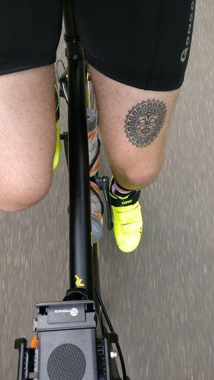 Adventure Club Nofilternoedit Oneplusthree Cycling Tattoo Inked Tattoolifestyle Sports