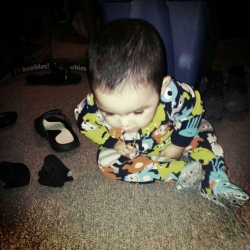 my little baby (: