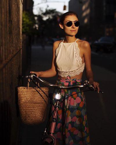 Milão fashion ❤️🇺🇸 @VogueUSA