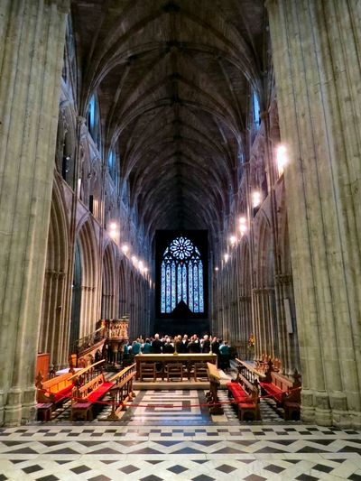 Architecture Worcester Cathedral Worcester Cathedral Religion Tranquility