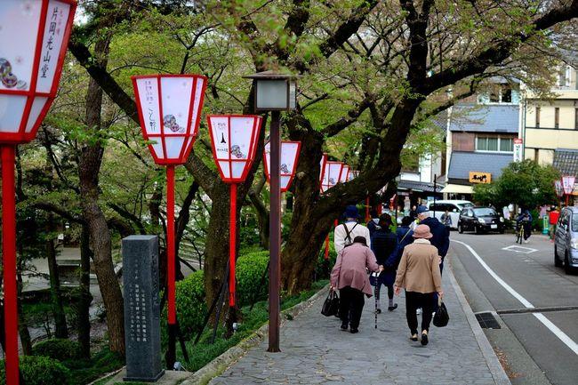 金沢 金沢城公園 Japan
