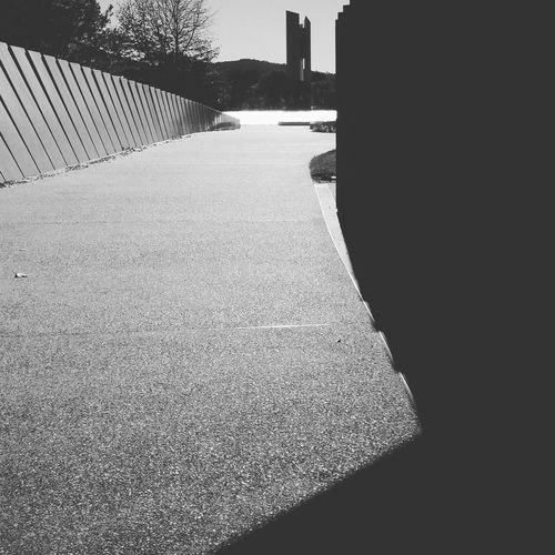 Architecture Canberra Canberra City Cbr Corillion Lake Burley Griffin Nature No People Outdoors Shadow Sky Sunny