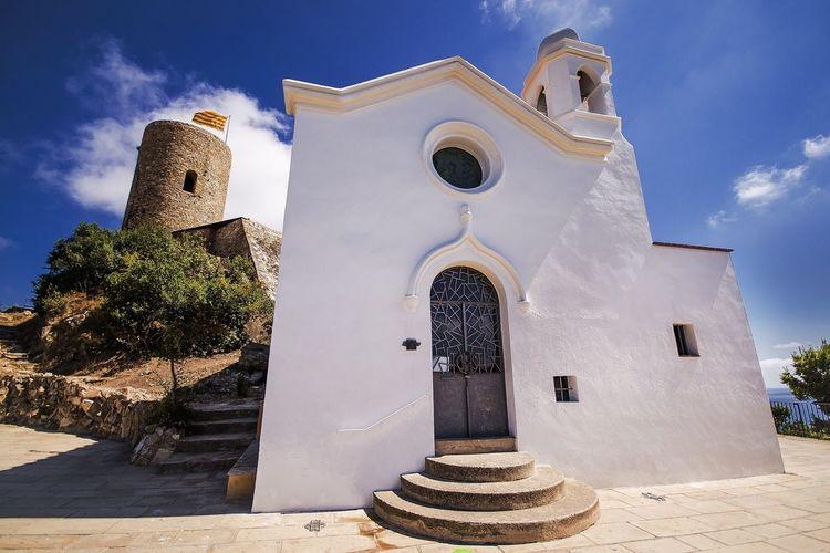 Traveling Travel Travelling Travel Photography SPAIN Blanes Hill City DmitryBarykin EyeEm Spain