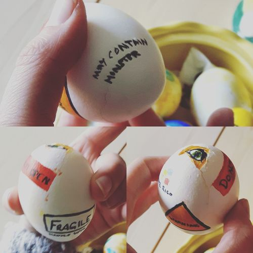 Oh I had so fun paintings the eggs this easter! 😂 Im so funny! Promis! 😃 Explore Discover Pursue Enjoying Life Easter Eggs Easter Egg Arts Having Fun Funtimes Im So Funny! 😚