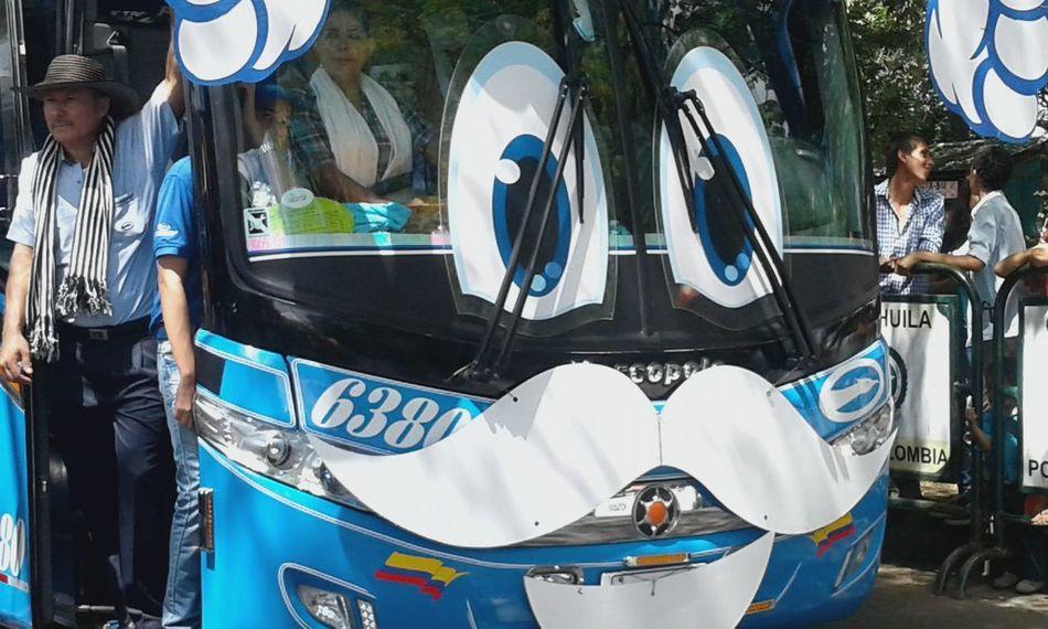 Coomotor Huila  Alegria♥♥♥ Alegre Bus Bus Station