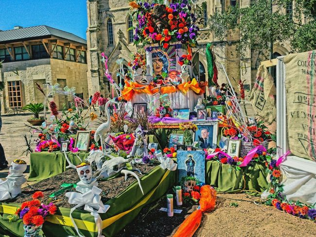 Diademuertos Church San Antonio Hdr_Collection San Fernando Cathedral